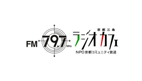 『KYOTO HAPPY NPO !』にラジオ出演しました。
